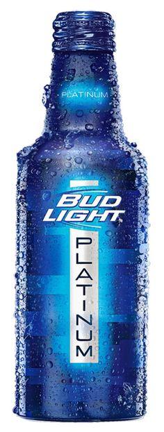Bud Light Platinum is introducing a new Reclosable Aluminum Bottle