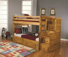 You can't argue the convenience and space-saving ability of boxes made up of pallet wood in your tiny house design and organization. You can usually find pallet wood box or prepared it itself easily. They also work great for adult t-shirts, underwear, socks, and the list goes on.