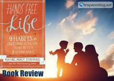 Hands Free Life is a beautiful book that will uplift you every step of the way. It is a wonderful balance of acceptance and a challenge to improve.