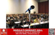 Book Your Narula's Indian Banquet Hall Hamilton