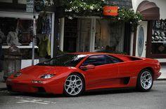 Lamborghini Diablo Supercar supercars super car cars Exotic Topgear top gear