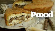 Πασχαλινή Κρητική κρεατότουρτα - Paxxi E132 Cheesesteak, Pulled Pork, Sandwiches, Yummy Food, Ethnic Recipes, Youtube, Recipies, Shredded Pork, Delicious Food