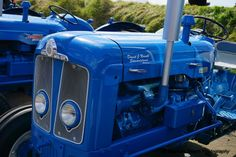 Pics: Machinery and childhood memories abound at huge Ford tractor display Vintage Tractors, Vintage Farm, Tractor Mower, Ford Tractors, Classic Cartoons, Childhood Memories, Easter Saturday, Antique Cars, Display
