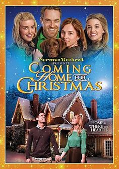 Coming Home For Christmas - DVD | Home is Where the Heart Is | Available at ChristianCinema.com