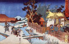 Japanese Fine Art Reproduction Ukiyo-e Art by OrientalArtPrints