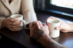 tea for two and a love story