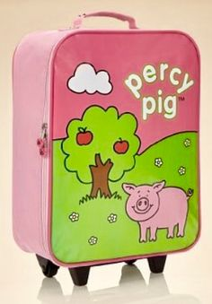 Percy Pig Travel Case