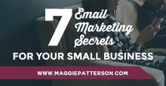 While you may be SO over email, not everyone else is. Use these email marketing secrets to stand out in a busy inbox with value-added emails that don't suck.