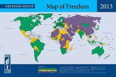 El estado de la democracia en el mundo