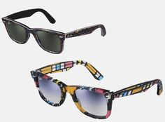 Rayban Wayfarer - Rare prints collection Primavera/Verano 2012