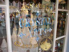 Crystal Arts - Main Street U. Disneyland California, Main Street, Art Quotes, Florida, Crystals, The Florida, Crystal, Crystals Minerals