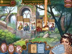 Netley Abbey Ruins  www.regencysolitaire.com