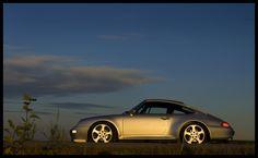 Beautiful widebody Porsche 993 with Ruf wheels! #everyday993 #Porsche