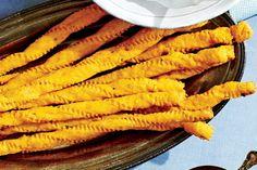 Kentucky Derby Recipes: Jalapeño Cheese Straws