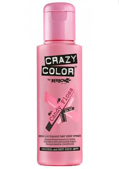 CRAZY COLOR Candy Floss Hair Dye | Dolls Kill