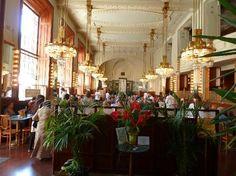 Municipal House Hall Resturant