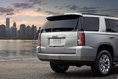 2015 GMC Yukon Denali Fuel Economy Improves with New Transmission