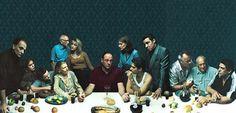If It's Hip, It's Here: Over 60 Fine Art and Pop Culture Interpretations of Da Vinci's The Last Supper.