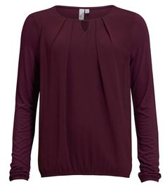 M.X.O. Pusero 51750 - Halonen Muoti Blouse, Long Sleeve, Sleeves, Tops, Women, Fashion, Moda, Women's, Fashion Styles