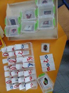 En classe avec Montessori: [Contributions] : des dictées muettes (par Dami1)