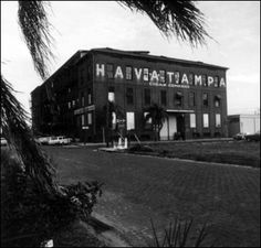 Hav-A-Tampa Cigar company in Ybor City (1972) (My twin uncles smoked/chewed the ends of Hav-A-Tampa and Tampa Nugget)