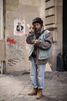 On the Street…Rue Bonaparte, Paris