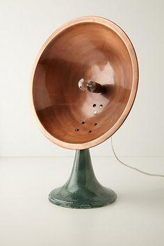 McGuire Base Lamp / $150, Anthropolgie