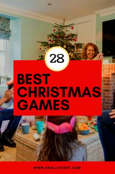 These Christmas games are so much fun! These games are perfect for groups, family night or holiday parties. Christmas Games For Family, Holiday Games, Holiday Parties, Holiday Ideas, Christmas Scarf, Christmas Bells, Christmas Candy, Secret Santa Game, Secret Santa Gifts