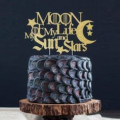 Winter Wedding Ideas - Moon of My Life My Sun and Stars Cake Topper, Game of Thrones Cake Topper, Game of Thrones Wedding Cake, Winter is Coming, GOT Party Toppers * Continue with the details at the image link. #WinterWeddingIdeas