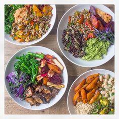 Eating in London: Buying Deliciously Ella Snacks & Salads   Deliciously Ella