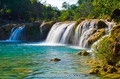 Bolinao Falls, Bolinao, Pangasinan