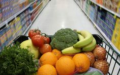 The anti-#diabetes shopping cart: How to navigate the grocery store to make #healthy food choices