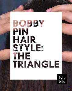 You can thank @Pinterest for your newfound obsession with bobby pins.