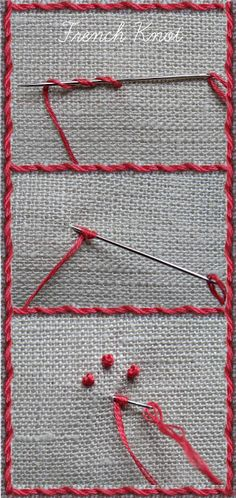 French knot