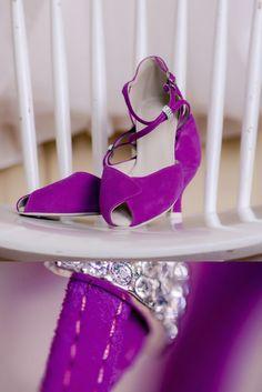 Real leather sandals fuchsia, Sandálky z pravej kože fuchsiová - ružovofialová, Pohodlné topánky z pravej kože v tanečnom štýle s úpravou na bežné nosenie, vhodné na svadbu, ples, stužkovú aj na každý deň. Bespoke shoes, Zlož si topánky podľa svojho vkusu, kožené sandalky z pravé kuže Bespoke, Kitten Heels, Retro, Shoes, Fashion, Taylormade, Moda, Zapatos, Shoes Outlet