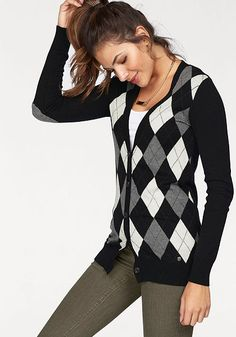 AJC hosszú kardigán Elbow Patches, Knit Cardigan, Sweater Vests, Full Sleeves, Dots, Women, Stockings