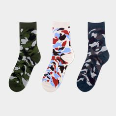 Find More Socks Information about Korean Fashion Medium Tube Socks for Mens Camouflage Leisure Autumn/Winter Cotton Socks Suits Accessories Male Elastic Sock,High Quality socks international,China fashion knee high socks Suppliers, Cheap fashion jewelry cubic zirconia from Men's Neckwear Accessories on Aliexpress.com