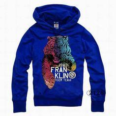 Home / Franklin Marshall Hoodie Sweatshirts royal blue 3052