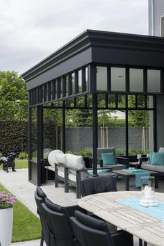 How Pergola works, How does the pergola work? Though early around thought, this pergola has been encountering somewhat of a current renaissance most of these days. A trendy out-of-doors pound devoid of wall space (or or else made because a. Steel Pergola, Wood Pergola, Outdoor Pergola, Backyard Pergola, Pergola Lighting, Pergola Attached To House, Pergola With Roof, Patio Roof, Corner Pergola