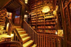 House on the Rock in Wisconsin: | The 30 Best Places To Be If You Love Books