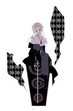 Tags: Anime, SOUL EATER, Justin Law, Death Scythe, Pixiv Id 174842