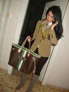 Louis Vuitton Neverfull Star