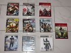 LOT of 10 PlayStation 3 PS3 GAMES Call of Duty Farcry 2 Assassin's Creed & MORE