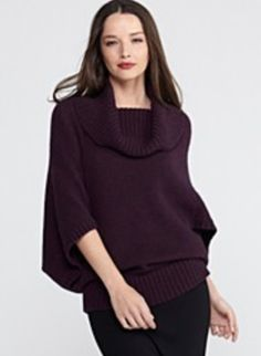Eileen Fisher Cocoon Sweater