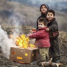 The children of northern Pakistan