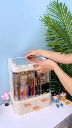 Best Amazon Buys, Organisation Hacks, Organization, Cool Gadgets To Buy, Cool Inventions, Home Room Design, Aesthetic Rooms, Useful Life Hacks, Makeup Storage