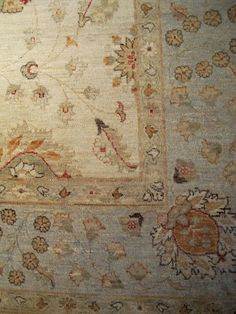 Persian rug-perfect for my bedroom