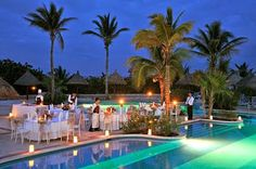 Details for special events in Bahia Principe...