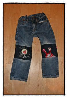 Jeans hose verlangern