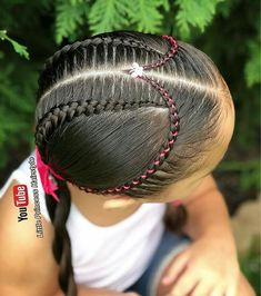 New hair 2018 trends updo ideas Childrens Hairstyles, Cute Hairstyles For Kids, Little Girl Hairstyles, Trendy Hairstyles, Braided Hairstyles, Black Hairstyles, Haircut Styles For Women, Short Haircut Styles, Kid Braid Styles